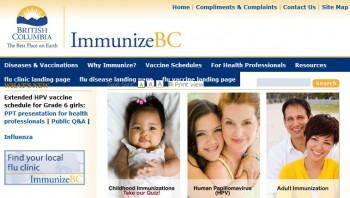 вакцинация грипп H1N1