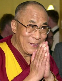 Далай-лама XIV визит в Канаду