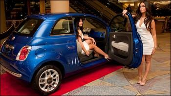 Фиат 500 Канада Fiat 500 Canada