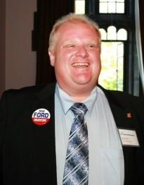 Роб Форд мэр Торонто