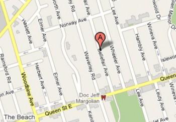 квартал Бичез (Beaches), Торонто