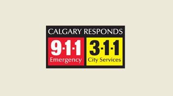 911 311 Калгари
