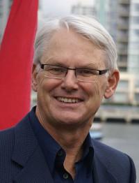 Бывший премьер-министр Британской Колумбии Гордон Кэмпбелл
