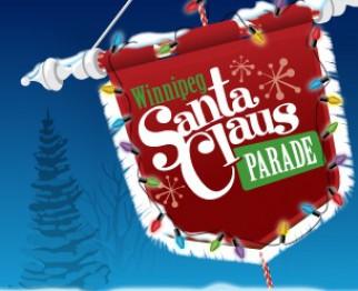 Виннипег парад Санта-Клаус