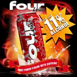 Four Loko Энергетический напиток Гуарана запрет