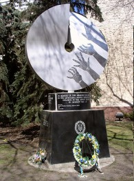 Эдмонтон памятник жертвам Голодомора
