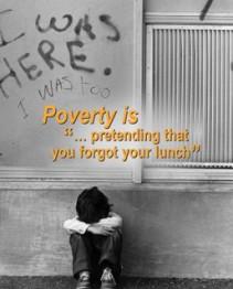 В Канаде 9 процентов детей живут в нищете