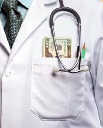 врачи Квебека взятки медецинские услуги