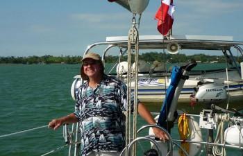 канадец на яхте убитый пиратами Гондураса