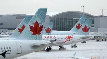 Авиакомпании Air Canada полёты по Канаде и миру