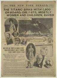 Виннипег Титаник  выставка