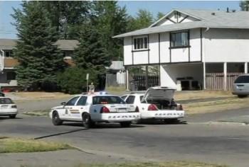 Ванкувер стрельба полиция Oak street