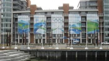 Олимпийская деревня Ванкувера социальное жильё