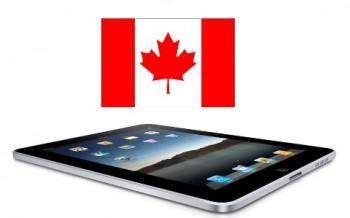 Федеральное правительство Канады высокопоставленные чиновники планшетный компьютер iPad