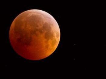 лунное затмение солнцестояние полнолуние Канада