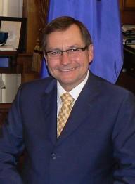 Премьер-министр Альберты Эд Стельмах