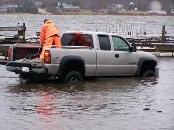 В среду на Атлантическую Канаду обрушился третий ураган в этом месяце.