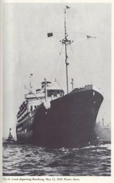 Лайнер «Сент-Луис» монумент Галифакс евреи беженцы 1939 год