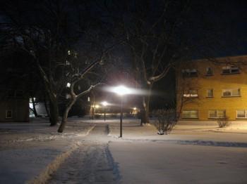 Виннипег зима
