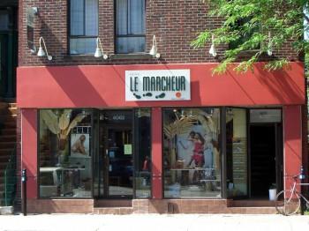 Le Marcheur магазин  обувь Израиль Монреаль Квебек Канада