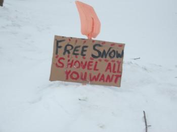 День сурка, снегопад, циклон, free snow