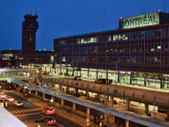 Международный аэропорт имени Пьера Эллиота Трюдо Монреаль Канада