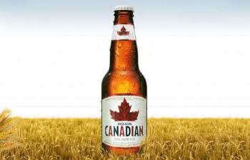 Канадское пиво Molson Canadian