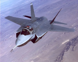 Истребитель Lockheed Martin F-35 Lightning II