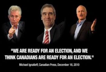 Канада бюджет выборы