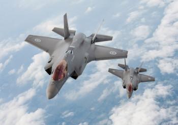 Истребитель Lockheed Martin F-35 Lightning II Канада