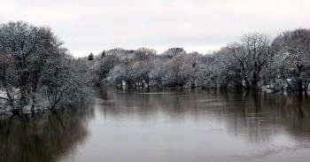 Виннипег наводнение