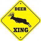 авария столкновение с оленем Канада