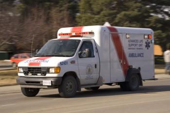 амбуланс скорая помощь Британская Колумбия Канада