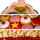 джанк фуд ожирение пустые колории лишний вес