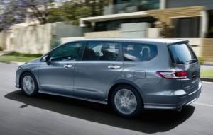 минивэн Хонда Одиссей Honda Odyssey 2011 купить в Канаде