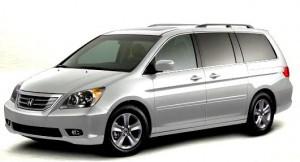 минивэн Хонда Одиссей Honda Odyssey купить в Канаде