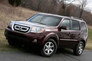Honda Pilot SUV купить в Канаде
