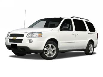 Шевроле Аплендер - Chevrolet Uplander