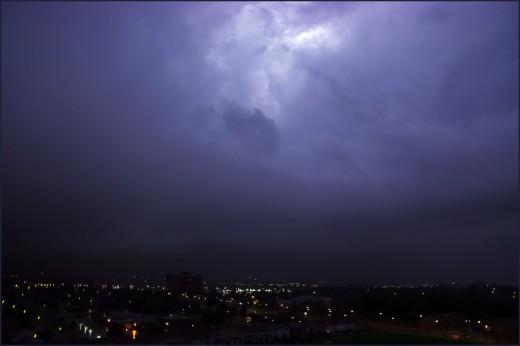 Оттава шторм